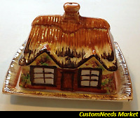Cottage Ware Bread/Cheese/Cracker Tray with Cove Price Kensington England
