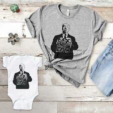 Alfred Hitchcock Psycho Baby Infant Toddler Youth Men Women Shirt