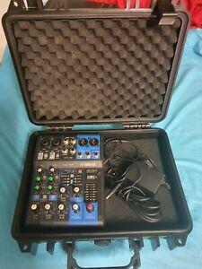 Mixer yamaha mg06x  music mixer