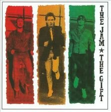 The Gift [Remaster] by The Jam (CD, Jul-1997, Universal/Polydor)