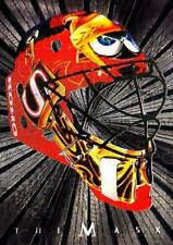 2001-02 Between the Pipes The Mask Silver #23 Patrick Lalime