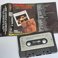 GROVER WASHINGTON JR WINELIGHT PARADISE DOUBLE PLAY CASSETTE TAPE ALBUM 1982