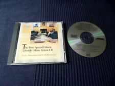 CD BOSE Special Edition Lifestyle music System AUDIO SOUND TEST CD TELARC 1993