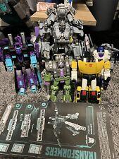 Transformers Figure Lot Of 5