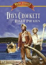 Davy Crockett And The River Pirates (DVD, 2004)