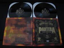 Pantera Official Live 101 Proof US Vinyl DBL LP Anselmo