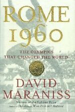 Rome 1960 - The Olympics that Changed the World - HC w/DJ 1st EDITION 2008