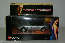 CORGI 05001 JAMES BOND 007 BMW Z8 MIB RARE SELTEN