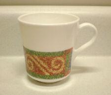 "Corning - SAND ART - COFFEE MUG / TEA CUP - 3.5"""