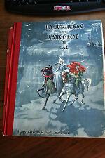 """La Jeunesse De Lancelot Du lac. D'après """"les Romans De La Table Ronde""""."""