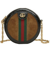 Authentic Gucci Ophidia Round Crossbody Bag
