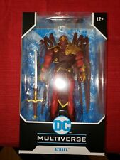 Incomplete McFarlane DC Multiverse Azrael Batman Curse of the White Knight