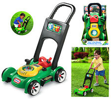 Little Tikes Lawn mower Toy Brush cutter for children with sounds