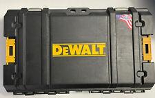 DeWALT ToughSystem DS120 Heavy Duty Tool Case WetherProof