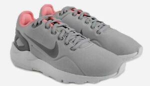 Nike Women's LD Runner LW Heather Grey Shoes 882266 002 UK 5.5/ UK 6 / UK 6.5
