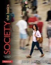 College social sciences education textbooks ebay society the basics by john j macionis 2014 paperback 13th edition fandeluxe Image collections
