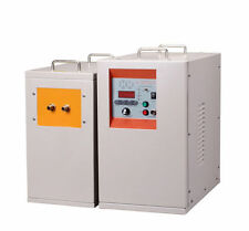 15KW All Solid State Mid-frequency Induction Heater Furnace NewB