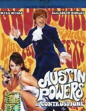 Blu Ray Austin Powers. Il Controspione (1997) *** Trailer Finale Alternativo ***