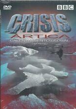 BBC-Crisis Ártica -Calentamiento Global,Documental ,DVD