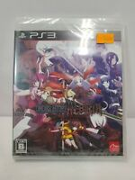 PS3 Under Night In-Birth Exe:Late JAPAN IMPORT BRAND NEW SEALED USA SELLER