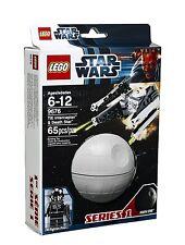 Lego Star Wars 9676 TIE Interceptor Death Star Estrella muerte Planet bala
