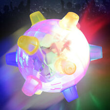 Funny Flashing Bouncing Ball LED Light Dancing Music Ball Toy for Boys Girls