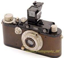 Leica III 35mm Rangefinder LEITZ Wetzlar in 1934 + NICKEL Elmar 1:3.5 F=50mm