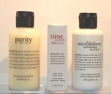 PHILOSOPHY PURITY MADE SIMPLE  Microdelivery Exfoliating Wash TIME IN A BOTTLE