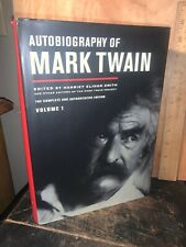 Autobiography of Mark Twain: The Complete and Authoritative Edition, Vol. 1