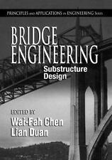 Bridge Engineering : Substructure Design (2003, Hardcover)