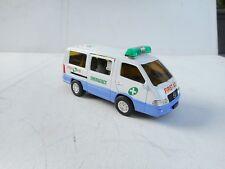 Ssangyong Istana 100D Korea Emergency model swat toy car 1/35 Mica toys