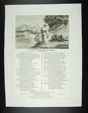 Le pouvoir des fables De Barillon ambassadeur de France Jean de La Fontaine 1834