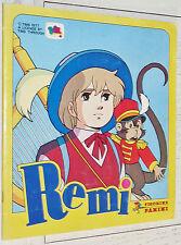 PANINI REMI ALBUM INCOMPLET 272/400 1982 DESSIN ANIME TF1 TMS 1977