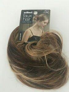 Scunci Faux Hair Curly Twister - Red Blonde