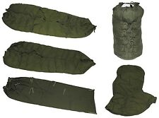 ORIGINAL Bundeswehr SLEEPING BAG Army Military Mummy BW Modular olive