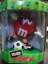 M&M candy dispenser &  FIGURINE 5pcs