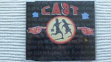 Cast 15 track sampler (Very Rare/Near Mint) UK CD Promo