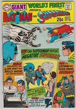 WORLD'S FINEST # 188  VF/NM   SUPERMAN/BATMAN, GREEN ARROW  NOV 1969