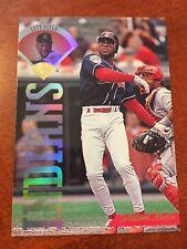 1995 Leaf ALBERT BELLE Cleveland Indians 284