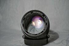 Olympus Om 55mm F1.2 Sony Leica Bokeh Vintage CLAed