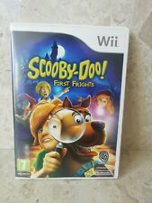 Scooby-Doo! First Frights for the Nintendo Wii -  Complete with manual