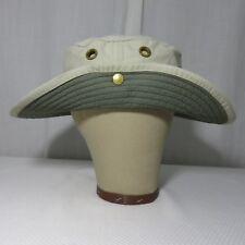 Tilley Endurables T3 Safari Bush Boonie Hat 7 1/4 Khaki Green