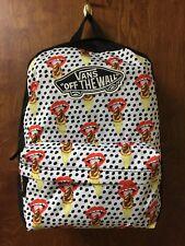 Vans Classic Kendra Dandy I Scream (Ice Cream) Realm Backpack