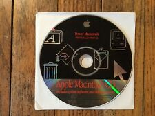 Apple Macintosh CD Power Macintosh 9500/120 and 9500/132 - SSW v7.5.2 - CD v2.0