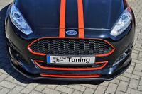 Sonderaktion Spoilerschwert Frontspoiler ABS Ford Fiesta Sport JA8 Facelift ABE