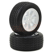 PROTOform VTA 26mm Front Tires Wheels White For 1:10 Touring RC Cars#10140-17