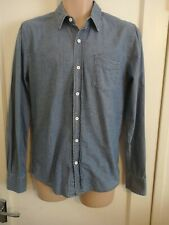 Men's Pull And Bear Shirt Wedding Size Small O
