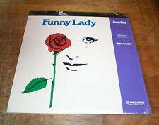 FUNNY LADY - WS Laserdisc - PSE