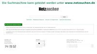 Internet SUCHMASCHINE - komplett zu verkaufen - PHP - Existenzgründung ZUGREIFEN