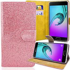 Glitzer Handy Tasche Sony Xperia Z3 Flip Cover Schutz hülle Etui Style Case rosa